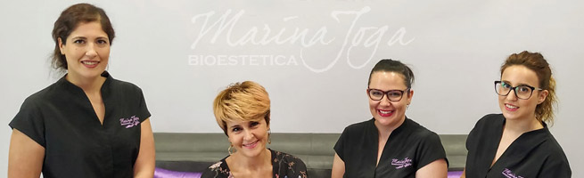 Marina Joga Bioestética desde 1996 en Ourense